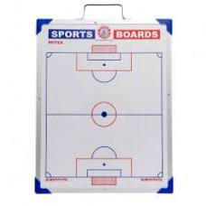 Soccer Coaches Board - 36cm x 46cm