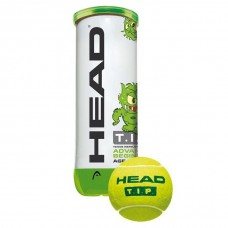 Head Starter Green Tennis Ball - Stage 1 (can of 3)