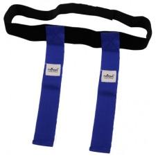 Flag Belt Set - Blue Flags