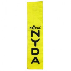 Competition Spare Flag Only Yellow