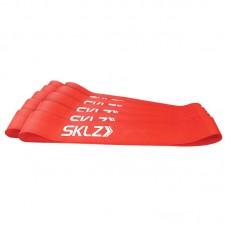 SKLZ Mini Band Red - Medium (10 Pack)