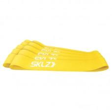 SKLZ Mini Band Yellow - Light (10 pack)