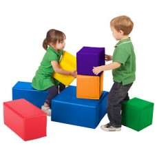 Foam Soft Play 7 Piece Block Set * plus delivery