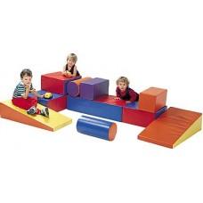 Foam Soft Play 10 Piece Shape Set * plus delivery