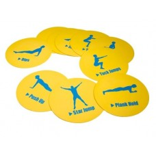 Activity Spot Markers (set 12)