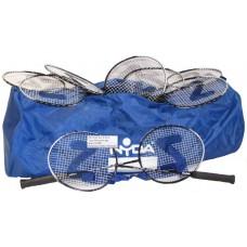 Nyda Junior Steel Frame Racquet Kit