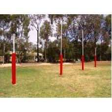 AFL Goals Steel Junior (set of 8) *plus delivery