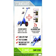 Fountain Clubline Standard 2020 Bundle - *Plus Freight