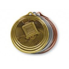 Athletics Gold Medal with Neck Cord