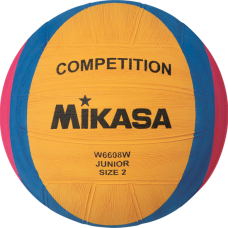Mikasa Junior Flippa Water Polo Ball - W6608W