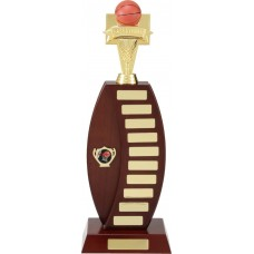 Trophy 30cm with Base/Figurines/10 plates