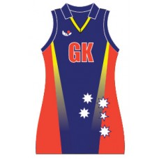 Sublimated Netball Dress - from $55.00