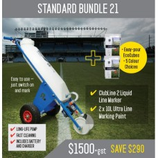 Fountain Clubline Standard 2021 Bundle - *Plus Freight