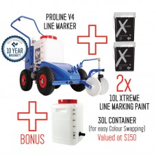 Fountain Proline V4 Premium 2021 Bundle - *Plus Freight
