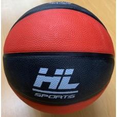Skill Rubber Basketball Size 6