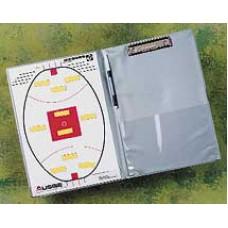 Australian Rules Magnetic Coaches Folder