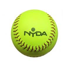 Nyda Neon Leather Match Softball