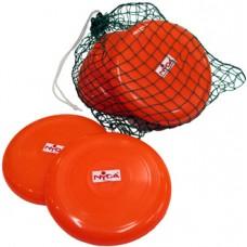 Pro Flying Disc Kit - 15 + small sack