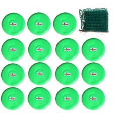 Regular Flying Disc Kit - 15 + small sack