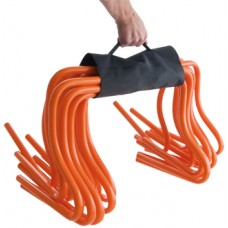 Skillstep Hurdle Kit Combo - 6 x 15cm, 6 x 30cm + carrier