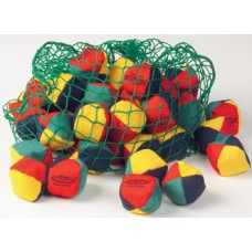 Juggling Ball Kit - 15 sets + small sack
