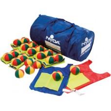 Stucco Set Kit - 8 sets + 4 balls + small bag