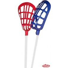 Soft Lacrosse Stick Kit - 12 x Sticks