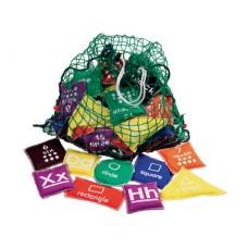 Bean bag learning kit