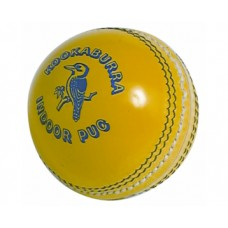 Kookaburra Yellow Indoor Ball