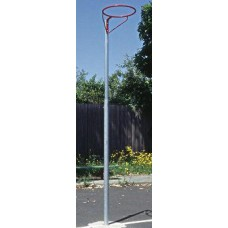 Netball Post 50mm with Ring (each) *plus delivery