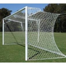 Pila Aluminium Semi-Perm Soccer Goals Junior