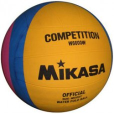 Mikasa Competition Mens Water Polo Ball - W6600W