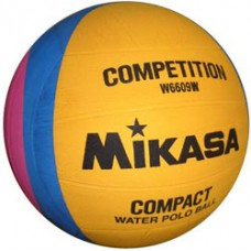 Mikasa Competition Womens Water Polo Ball - W6609W