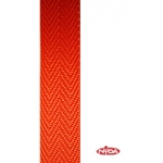 Old Style Orange Colour Bands - Pack of 10